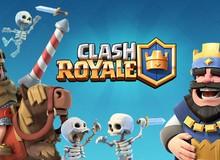 Clash Royale mới ra mắt đã xuất hiện nạn cheat