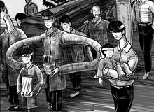 Truyện tranh đầy ý nghĩa do người Việt Nam tự vẽ, nhưng phải đọc 3 lần mới hiểu