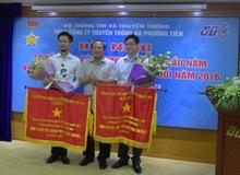 NPH VTC vinh dự nhận cờ thi đua từ Chính Phủ