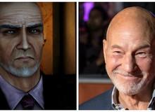 10 nam diễn viên nổi tiếng từng lồng tiếng nhân vật video game