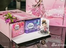 Choáng khi Võ Lâm Truyền Kỳ 3 tặng Băng vệ sinh cho game thủ nam
