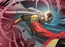 """Xuất hiện game mobile """"xịn"""" mang thương hiệu One Punch Man"""