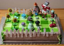 Chảy nước miếng với những chiếc bánh gato theo game đầy màu sắc