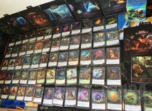 Choáng với bộ sưu tập hơn 6.000 lá bài World of WarCraft, trị giá hơn 2 tỷ đồng