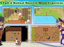 Harvest Moon: Seeds of Memories - Huyền thoại game nông trại đặt chân lên iOS