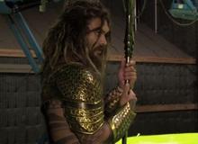 Lộ hình ảnh hậu trường của Aquaman và Cyborg trong Batman V Superman