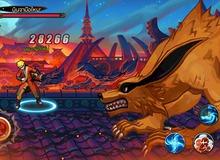 Dũng Sĩ Cuồng Phong - Thêm một game mobile đề tài Naruto về Việt Nam