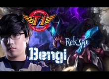 Rek'Sai trở lại, Bengi sắp được sát cánh cùng Faker một lần nữa?