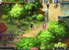 Trải nghiệm Naruto Online - Gameplay đơn giản, skill hoành tráng