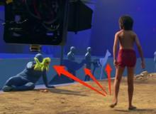 """Bom tấn """"The Jungle Book"""" sẽ thế này nếu không có kỹ xảo CGI"""