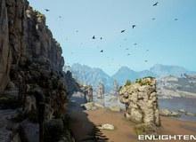 Nghịch Thủy Hàn - Ngắm nhìn đồ họa tuyệt đẹp của bom tấn MMORPG mới tại Trung Quốc