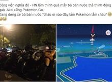 """Pokemon GO - Hàng loạt quán nước vỉa hè """"thả thính"""" game thủ Việt"""
