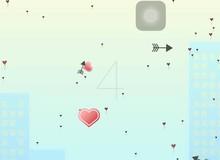 Hành hạ trái tim ngày Valentine, ức chế ngang Flappy Bird