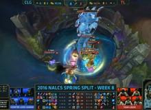 LCS Bắc Mỹ mùa xuân 2016 (Tuần8/Ngày1): Trận tâm điểm giữa Counter Logic Gaming - Team Liquid
