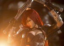 Cùng ngắm cosplay Katarina cực chất trong Liên Minh Huyền Thoại