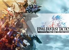 Game hay Final Fantasy Tactics: The War of the Lions bất ngờ được Việt hóa