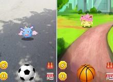 Monster and Ball - Người Việt cũng đã làm ra game giống Pokemon GO