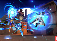 Nguyên Khí Chiến Cơ Học Viện - ARPG với bối cảnh và đồ họa đậm chất anime
