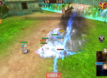 Trải nghiệm Mộng Vương Thần - Lối chơi hành động đậm tính chiến thuật