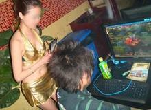 """Thu nhập """"khủng"""" của nữ tiếp viên quán game xuyên đêm kiêm bán dâm"""