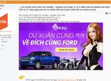 Quản trị viên diễn đàn Zing ngang nhiên post bài quảng cáo lừa đảo, VNG nói gì?
