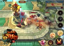 Kinh văn: Nét đột phá đậm tính chiến thuật của game Việt Loạn Đấu Võ Lâm