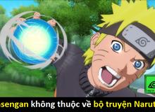 Chiêu thức Rasengan không hề được tạo ra bởi truyện Naruto!