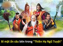 Bí mật chưa từng tiết lộ về Thiên Hạ Ngũ Tuyệt trong truyện Kim Dung