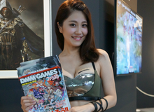 Chủ tịch hãng game Nhật buồn vì Tokyo Game Show 2016 câu khách bằng gái hở hang