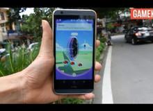 [Clip thực tế Pokemon GO] Lang thang đi bắt Pokemon ngay tại đường phố Việt Nam