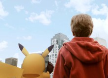 Chuẩn bị có phim mới về Pikachu phiên bản người thật đóng