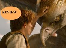 Đánh giá phim Fantastic Beasts - Hài hước, li kì, hấp dẫn chẳng kém gì Harry Potter