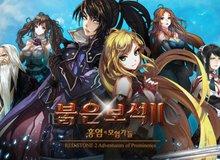 Red Stone 2 - MMORPG 3D anime hàng khủng closed beta tại Hàn Quốc