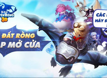 Bí Kíp Luyện Rồng 3D Mobile tung ảnh Việt hóa, ra mắt ngày mai 03/08
