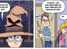 Sự khác nhau giữa trường phù thủy và trường học thường