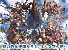 Game nhập vai anime Granblue Fantasy đã có phiên bản tiếng Anh
