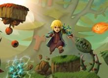 Almightree: The Last Dreamer - Game platform cho fan hâm mộ Zelda