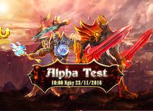 MU Việt Nam ấn định Alpha Test vào ngày mai 23/11