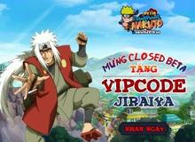 Tặng 1000 Gift Code Cuồng Phong Naruto nhân dịp mở cửa tại Việt Nam