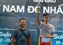 Tiền thưởng từ giải đấu AOE Trung - Việt 2016 đủ để Chim Sẻ Đi Nắng mua SH Việt