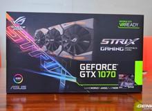 Trải nghiệm card đồ họa Asus STRIX GTX 1070: Quạt không chịu quay vì quá mát
