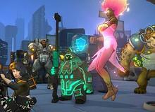 Atlas Reactor - Game MOBA đánh theo lượt kỳ quặc rục rịch mở cửa