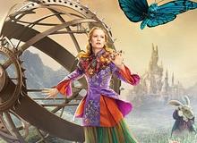 Alice Ở Xứ Sở Trong Gương tiết lộ cuộc đối đầu giữa Alice và kẻ ác trong phần mới