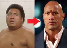 Choáng với tạo hình béo ú của The Rock - Dwayne Johnson trong phim mới