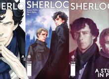 Chuẩn bị xuất hiện manga Sherlock Holmes phiên bản mới