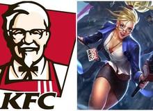[Chuyện lạ] Ăn gà rán KFC, gamer Liên Minh Huyền Thoại có cơ hội nhận được những skin siêu đẹp