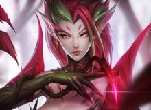 Cải Tạo Pháp Sư: Kẻ thù của Zyra sẽ cực kỳ sợ hãi nếu bước vào khu vực có hạt giống