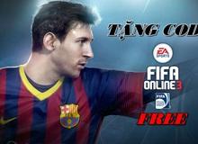 Kết quả quay thưởng event tặng CODE FIFA Online 3 (10/5)