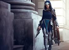Liên Minh Huyền Thoại: Xao xuyến với bộ ảnh cosplay Talon phiên bản 'có ngực'