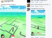 Hàng vạn người Việt chưng hửng, buồn thảm vì Pokemon GO lại sập